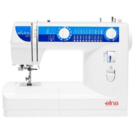 Machine à coudre ELNA eXplore 240