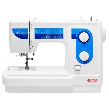 Machine à coudre ELNA eXplore 320