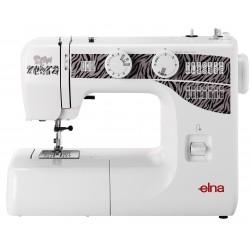 Machine à coudre Elna Sew Zebra