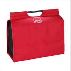 Sac de transport et housse de protection rouge