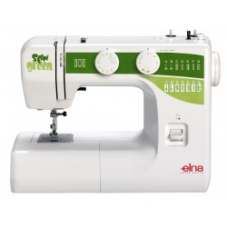 Machine à coudre Elna Sew Green