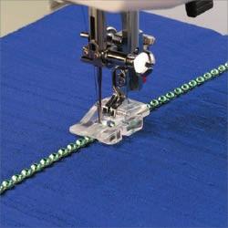 Pied pour pose de perles et de mèches de 2 et 4mm