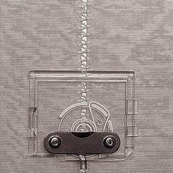 PLAQUETTE FAUX-JOUR ETROITE POUR ESPACE DE 2.5 mm