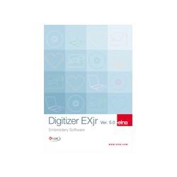 Logiciel de broderie – Digitizer EX Junior V5.5